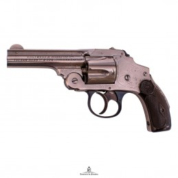 .38 Smith & Wesson Safety...