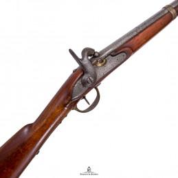 MOUSQUET RUSSE Mle 1843/1844