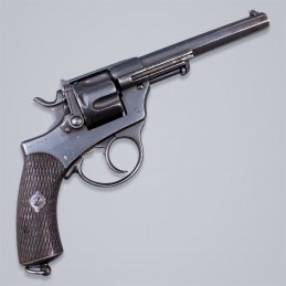 10.4MM REVOLVER OFFICIER MLE 1874, GLISENTI
